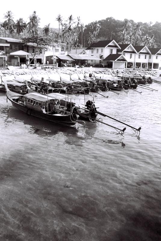 Ko Phi Phi Harbor