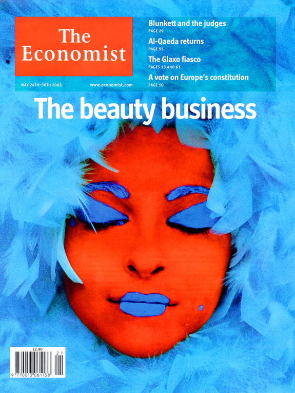 Economist Cover Photo